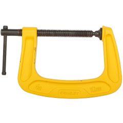 Stanley - Maxsteel G Clamp C-clamp 100mm/4