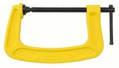 Stanley - Maxsteel G Clamp C-clamp 150mm/6 - 0-83-035