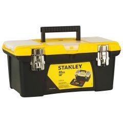 "Stanley - Plastic Tool Box, 410mm - 16"" 1-92-905"