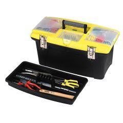 "Stanley - Plastic Tool Box, 485mm - 19"" 1-92-906"