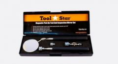 Toolstar -Magnetic Pickup Tool And Inspection Set TS-PU-31