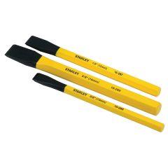 Stanley - 3Pcs Cold Chisel Kit - 16-298