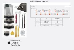 Tool Star - TS-2015 51IN1 Mobile Repair Set