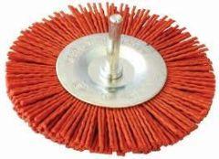 Makita - Nylon Wheel Brush 100mmx6mm D-45602