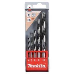 Makita Wood Drill Bit Assortment - D-57211