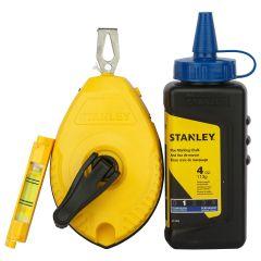 Stanley - W/Blue Chalk Line Level 47-443