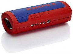 Knipex 90 22 02 SB TwistCut® Corrugated Pipe Cutter 100 mm