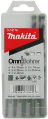 Makita Drill Bit Assortment - D-36712