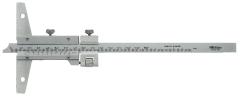 Mitutoyo Vernier Depth Gauge 0-200mm, 0,02mm, Fine adjustment  527-102
