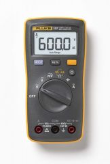 Fluke 107 Palm-sized, CAT III Digital Multimeter