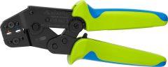 Rennsteig Crimping Plier - Short Design and Service Crimper for Solid Wires - 618 100 3