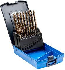 PFERD Twist Drill Set - HSSE N 1-10 INOX 19tlg