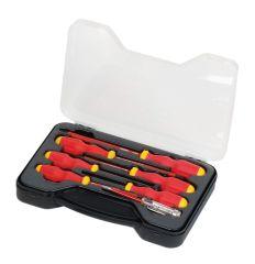 Stanley - VDE ScrewDriver 6Pc Set With Bonus ( Tester) 65-980
