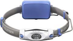 Led Lenser - LED Headclamp Blue - NEO 4