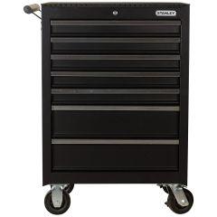 Stanley - 7 Drawer Roller Cabinet ( 674x459x857mm) 93-547-23ID