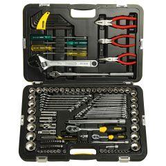 Stanley - 132Pcs Metric & A/F Tool Kit 99-059-12