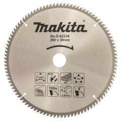 Makita - TCT Saw Blade Multi Purpose - D-62234