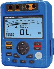 Metravi - DIT-916 DIGITAL INSULATION TESTER