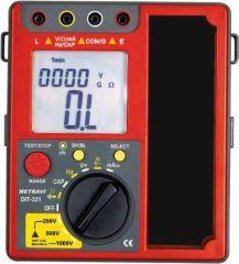 Metravi - DIT 321 Digital Insulation Tester