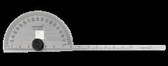 Kristeel - Degree Protractor cum Depth Gauge (D Head) - 1501-A