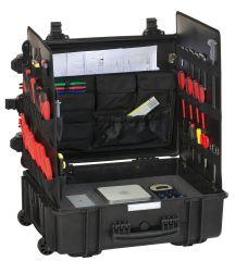 GTline Waterproof GT 58-23 - Tool Trolley Case In Polypropylene, Watertight