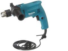 Makita - 16mm Hammer Drill M0801BX2 with Metal Drill Bit Set (13 pcs.)