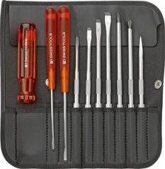 PBSwiss -  Roll-up case screwdriver set PB 215.L 25