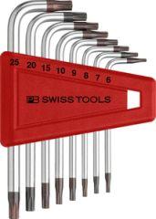 PBSwiss -  Offset screwdriver set for Torx® screws PB 410.H 6-25