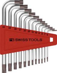 PBSwiss -  Offset screwdriver set for Torx® screws PB 410.H 6-45