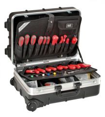 GTLine - REVO WHEELS PTS High Thickness Vacuum Formed ABS Tool Trolley