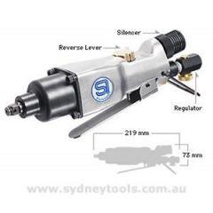 "Shinano 3/8"" Impact Wrench SI-1370"