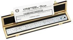 Kristeel - Signature Series Ruler - 300 mm - SSC-12A