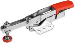 Bessey - Horizontal toggle clamp with open arm and horizontal base plate STC-HH /35