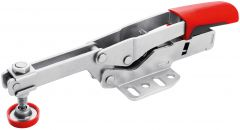 Bessey - Horizontal toggle clamp with open arm and horizontal base plate STC-HH /40