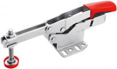 Bessey - Horizontal toggle clamp with open arm and horizontal base plate STC-HH /60
