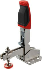 Bessey - Vertical toggle clamp with open arm and horizontal base plate STC-VH /35
