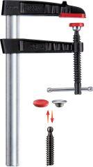 Bessey - Heavy duty malleable cast iron screw clamp TGK-2K 1000/120