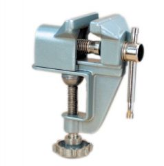 Toolstar - Mini Fixed Table Vice - TS-1023 (Holds Objects Securely At Desired Angle)