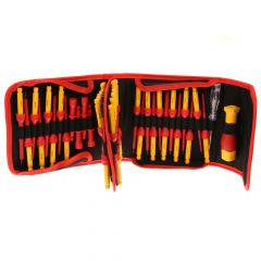 Tolsen - 50PCS INSULATED CHANGEABLE SCREWDRIVER SETS   V33450