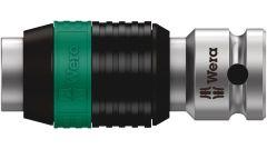 "Wera 8784 A1 Zyklop bit adaptor, 1/4"", 1/4"" x 37 mm - 05003529001"